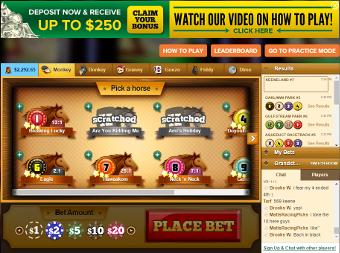 derby jackpot lobby