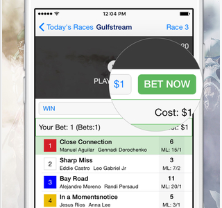mobile betting platform