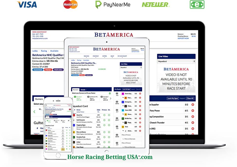 betamerica betting