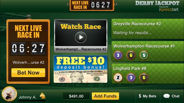derby mobile platform