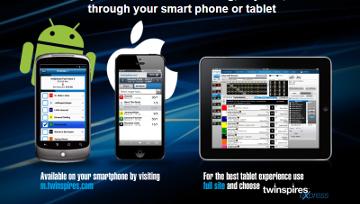 mobile platform twinspires