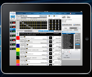 Twinspires Tablet